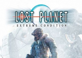 Обложка игры Lost Planet: Extreme Condition