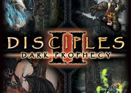 Обложка игры Disciples 2: Dark Prophecy