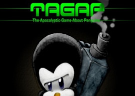 Обложка игры TAGAP: The Apocalyptic Game About Penguins