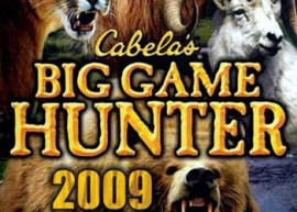 Обложка игры Cabela's Big Game Hunter 2009