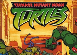 Обложка к игре Teenage Mutant Ninja Turtles (2003)