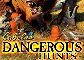 Обложка игры Cabela's Dangerous Hunts