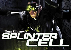 Обложка к игре Tom Clancy's Splinter Cell