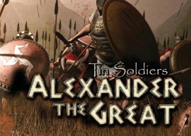 Обложка для игры Tin Soldiers: Alexander the Great
