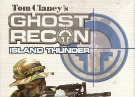 Обложка игры Tom Clancy's Ghost Recon: Island Thunder