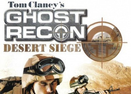 Обложка игры Tom Clancy's Ghost Recon: Desert Siege
