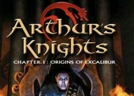 Обложка для игры Arthur's Knights: Origins of Excalibur