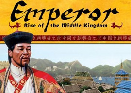 Обложка игры Emperor: Rise of the Middle Kingdom