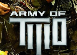 Обложка к игре Army of Two