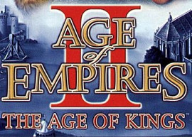 Обложка к игре Age of Empires 2: The Age of Kings