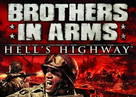 Обложка к игре Brothers in Arms: Hell's Highway