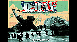 Обложка игры D-Day: The Beginning of the End