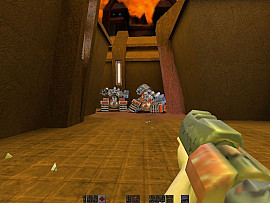 Обложка игры Quake 2 Mission Pack 1: The Reckoning