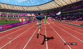 Скриншот из игры London 2012: The Official Video Game of the Olympic Games под номером 44