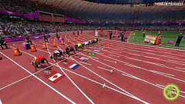 Скриншот из игры London 2012: The Official Video Game of the Olympic Games под номером 6