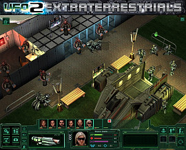 Обложка игры UFO2Extraterrestrials: Shadows over Earth