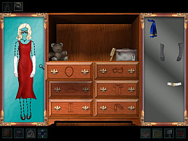 Скриншот из игры Nancy Drew: The Phantom of Venice 