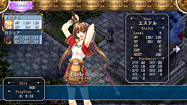 Обложка к игре Legend of Heroes: Trails in the Sky, The