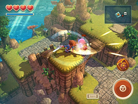 Скриншот из игры Oceanhorn: Monster of Uncharted Seas под номером 3