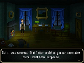 Скриншот из игры Last Door: Chapter 1 - The Letter, The под номером 2