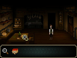 Скриншот из игры Last Door: Chapter 1 - The Letter, The под номером 4