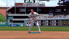 Обложка игры Major League Baseball 2K9