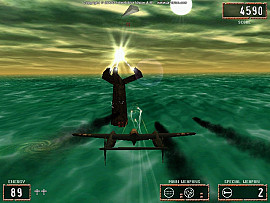 Скриншот из игры Pacific Warriors: Air Combat Action 