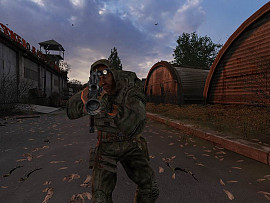 Скриншот из игры S.T.A.L.K.E.R.: Shadow of Chernobyl 