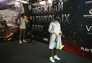 Новость Wargaming и Neurogaming запустили всероссийский турнир по World of Tanks VR