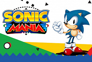 Новость Sonic Mania завтра выходит на PlayStation 4, Xbox One и Nintendo Switch