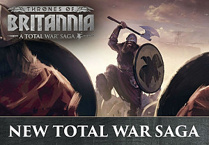 Новость Creative Assembly разрабатывает игру Total War Saga: Thrones of Britannia