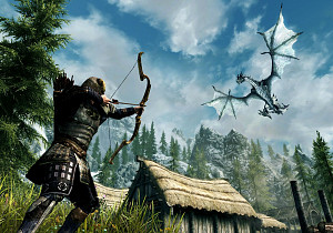 Новость Skyrim вышел на PlayStation VR и Nintendo Switch