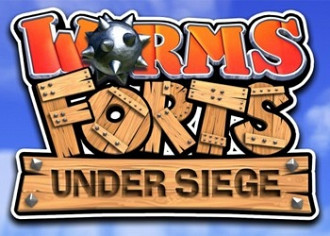 Обложка игры Worms Forts: Under Siege!