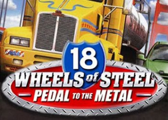 Обложка к игре 18 Wheels of Steel: Pedal to the Metal