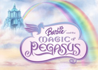 Обложка к игре Barbie and the Magic of Pegasus
