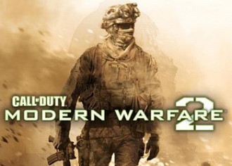 Обложка к игре Call of Duty: Modern Warfare 2