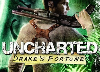 Обложка к игре Uncharted: Drake's Fortune