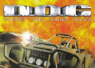 Обложка к игре D.O.G.: Fight for Your Life