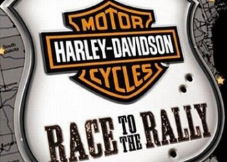 Обложка для игры Harley-Davidson: Race to the Rally
