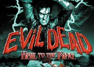 Обложка игры Evil Dead: Hail to the King