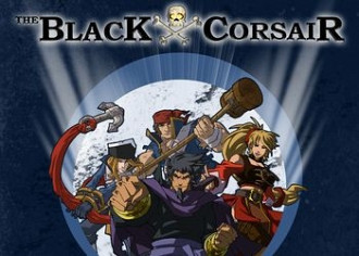 Обложка для игры Pirates: Adventures of the Black Corsair