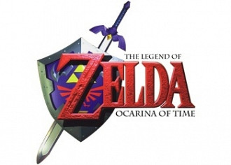 Обложка к игре Legend of Zelda: Ocarina of Time, The