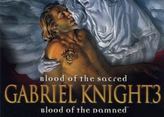 Обложка к игре Gabriel Knight 3: Blood of the Sacred, Blood of the Damned