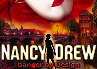 Обложка к игре Nancy Drew: Danger by Design