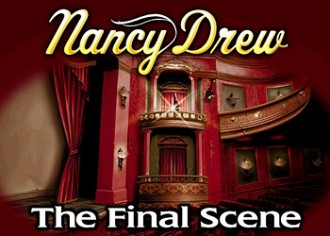 Обложка к игре Nancy Drew: The Final Scene
