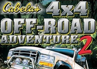 Обложка к игре Cabela's 4x4 Off-Road Adventure 2