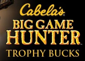 Обложка для игры Cabela's Big Game Hunter: Trophy Bucks