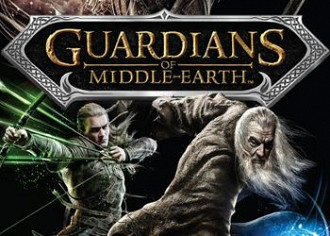 Обложка к игре Guardians of Middle-Earth