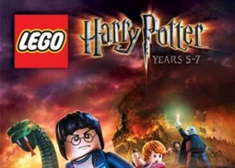 Обложка игры LEGO Harry Potter: Years 5-7
