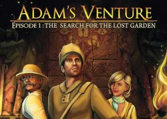 Обложка для игры Adam's Venture: The Search for the Lost Garden